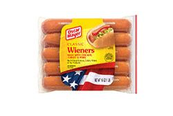 These wieners are maybe not so classic.