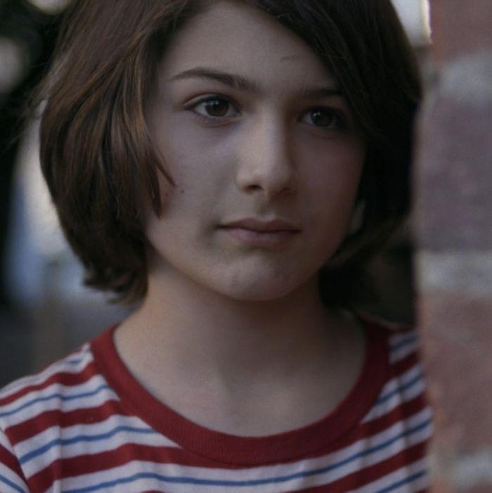 Sophia Grace Gianna as young Maura.