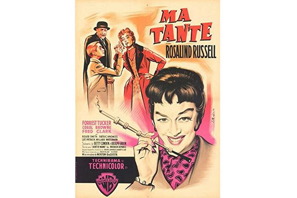 French Auntie Mame