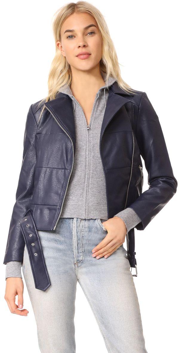 BB Dakota Patchwork Jacket