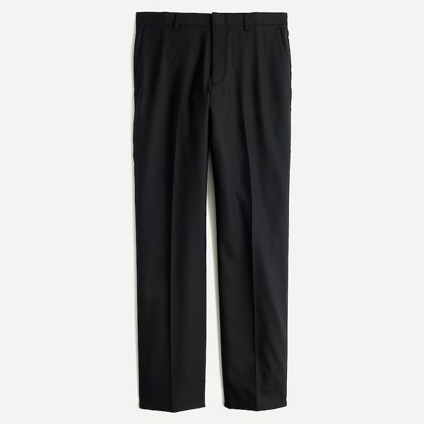 J.Crew Ludlow Classic-fit suit pant in Italian wool