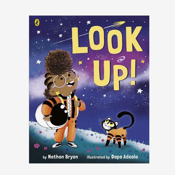 Look Up by Nathan Bryon and Dapo Adeola