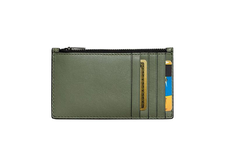 Small Wallet With Zipper Pouch Ask The Strategist