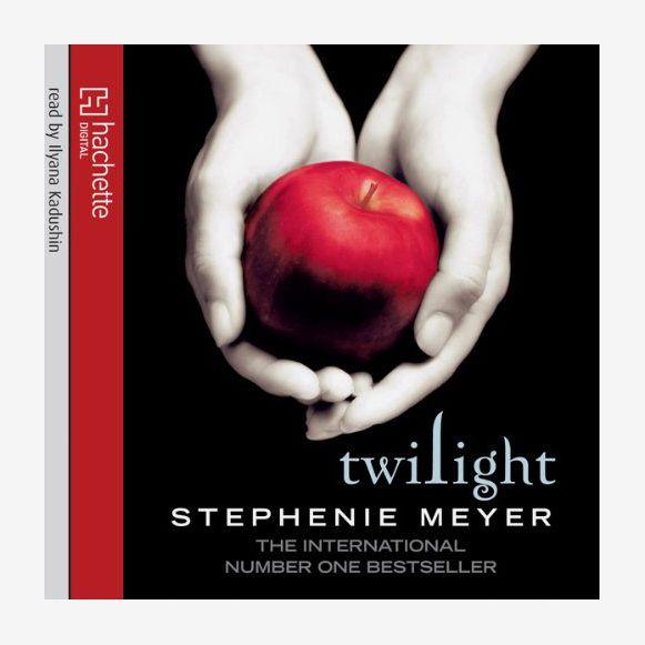 Twilight, by Stephanie Meyer, read by Ilyana Kadushin