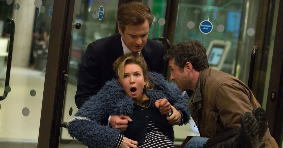 bridget jones baby who is the father
