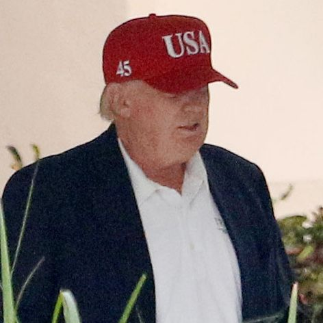 Trump Debuts New  USA  Hat to Sell to His Adoring Fans 235838f6f