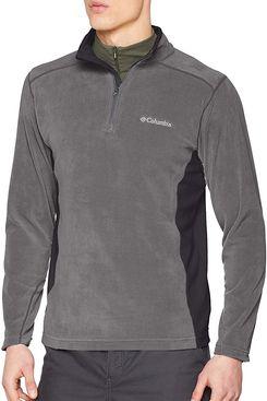 Columbia Men's Half Zip Fleece, Klamath Range II