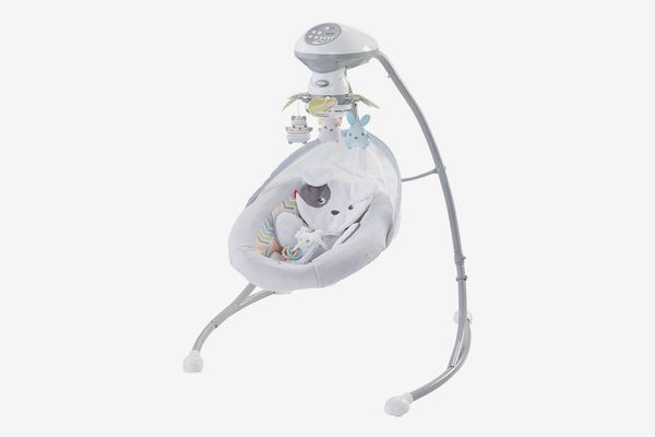 Fisher-Price Sweet Snugapuppy Dreams Cradle 'n' Swing