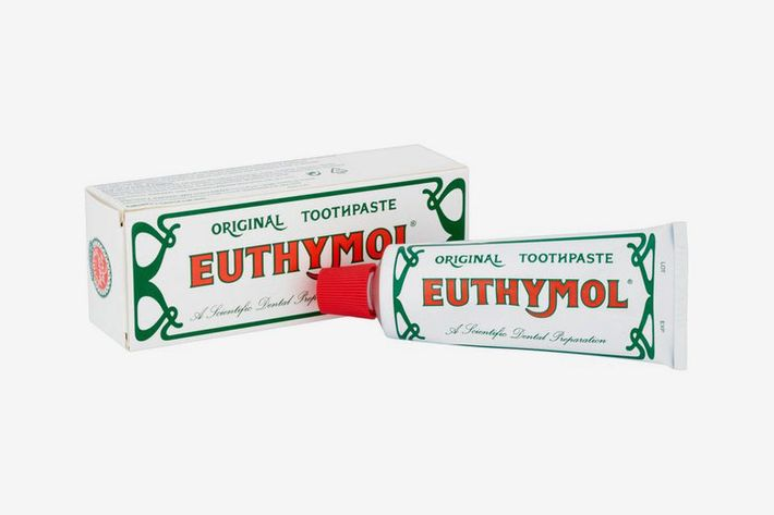 Euthymol Toothpaste Review 2018