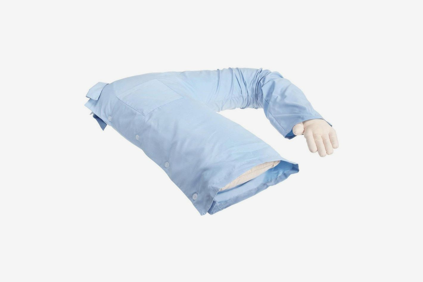 The Boyfriend Pillow, Blue Shirt