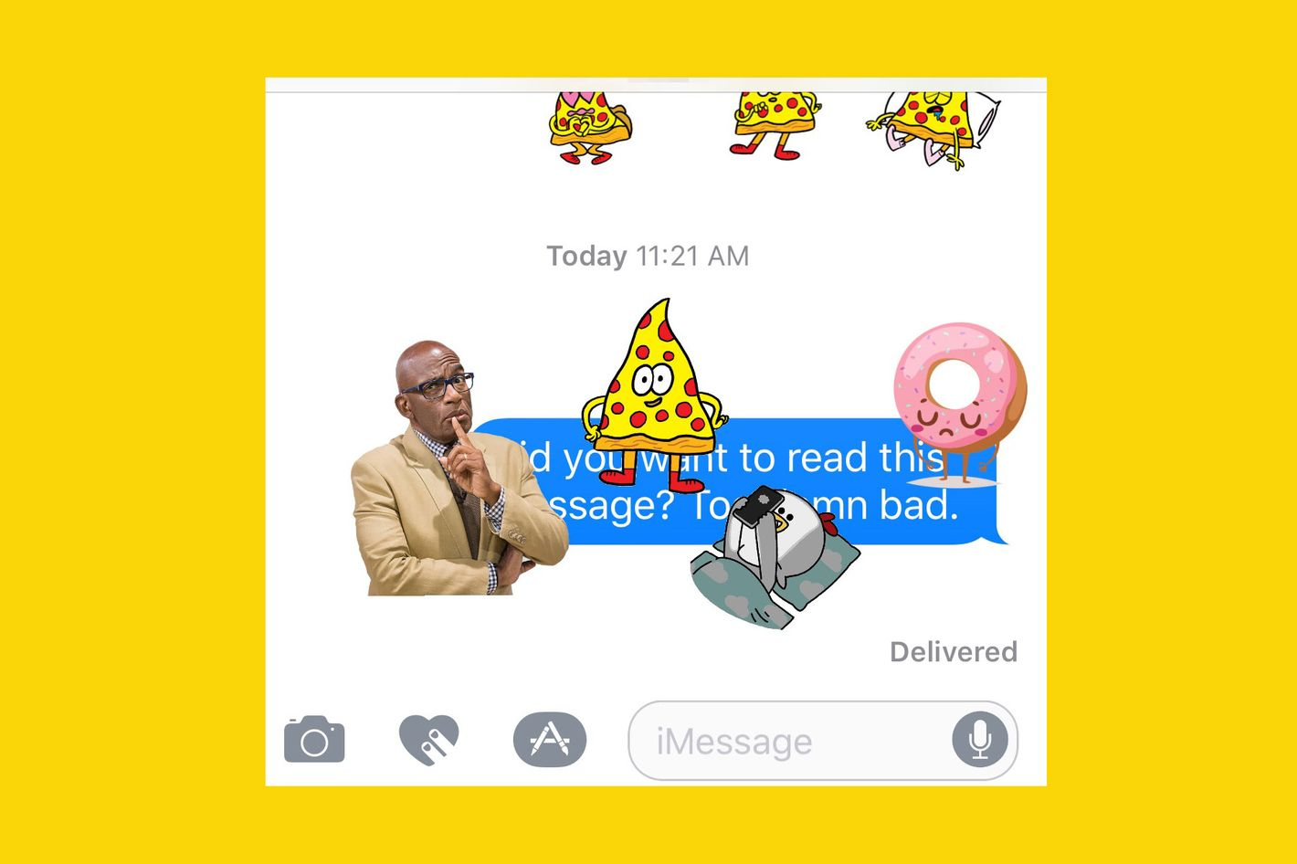 How to Delete iMessage Stickers in iOS 10