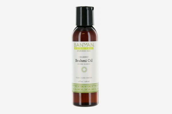 Banyan Botanicals Brahmi Oil With Sesame Base — USDA Certified Organic