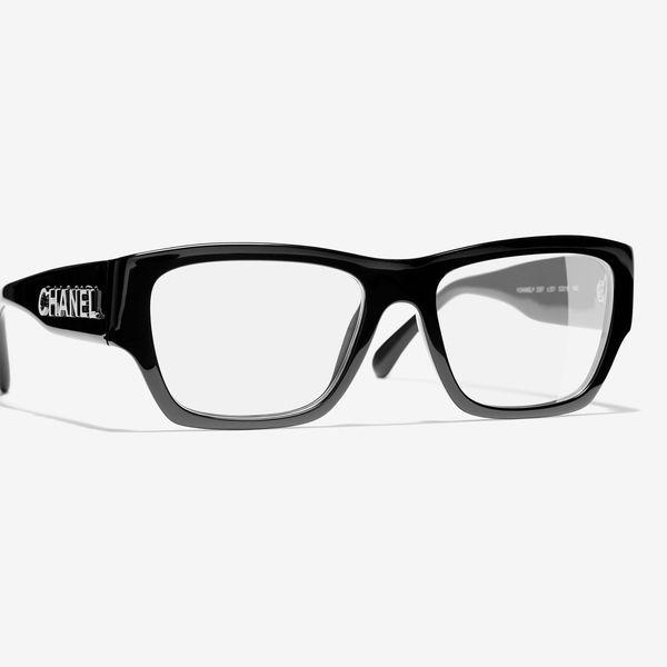 Chanel Rectangle Eyeglasses