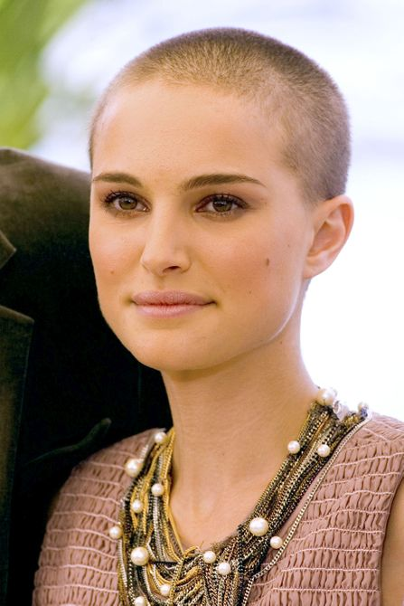 That pics girls with shaved heads your phrase
