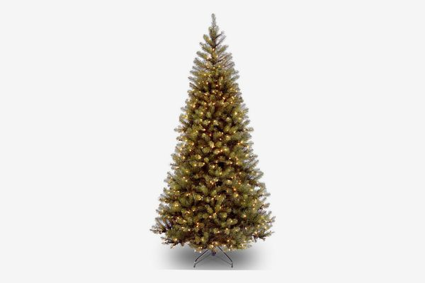National Tree 6.5' Spruce Tree with 350 Clear Lights