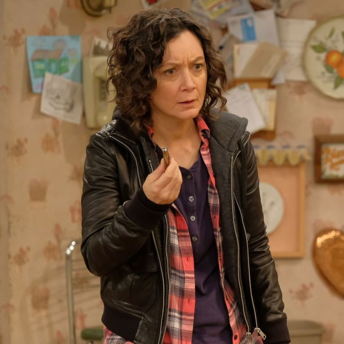 Darlene Is The Best Character On The New Roseanne Reboot