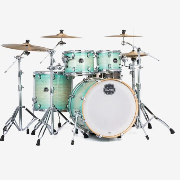 Mapex Armory 5 pièces Shell Pack, Ultramarine Gloss