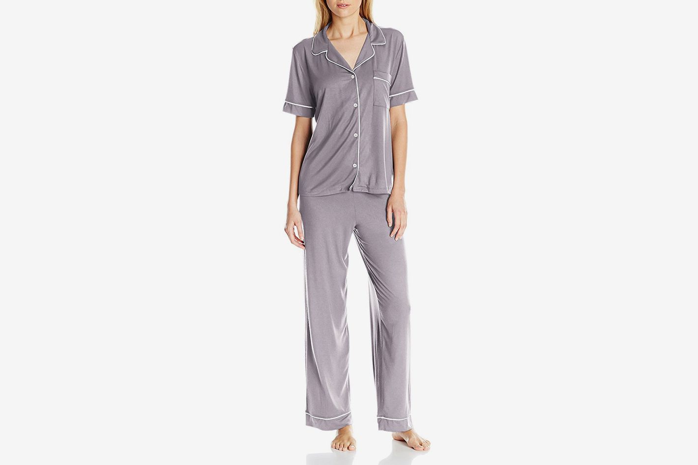 86603bd289 Eberjey Women s Gisele Pajama Sleepwear Set at Amazon