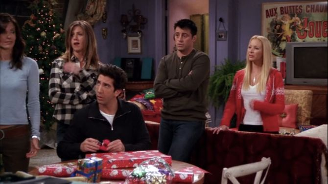 50 of the Best Outfits From Friends -- The Cut
