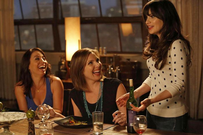In New Girl, June Diane Raphael played a successful gynecologist, lesbian, and friend to Jess.