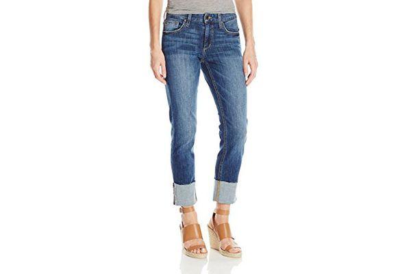 Joe's Midrise Cuffed Jeans