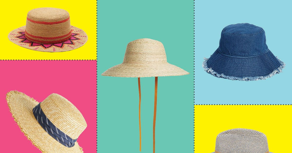 3745442fff7dc 28 Best Sun Hats 2018 — Woven Straw Hats