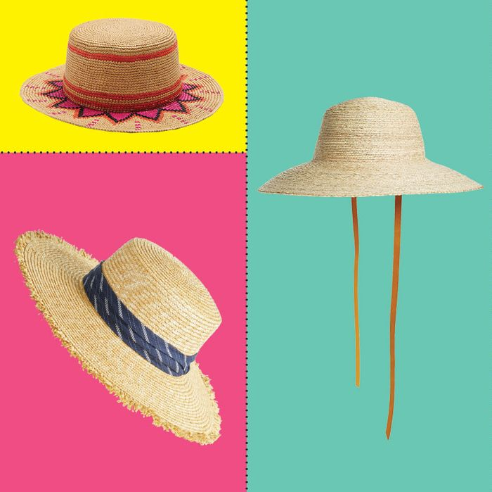 6ad4a7b5 28 Sun Hats Under $100 You'll Actually Want to Buy