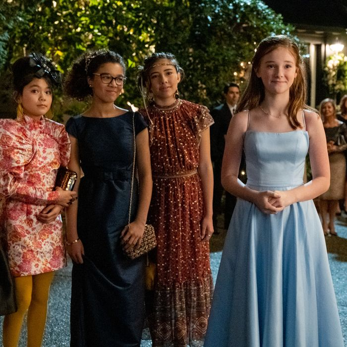 The Baby-Sitters Club Recap: Here Comes the Bridesmaid - Vulture 1