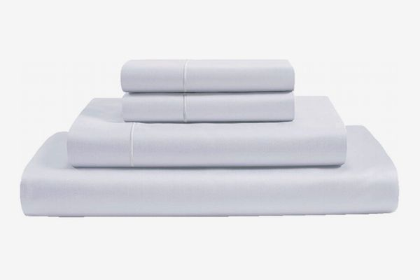 Chateau Home Collection 800-Thread-Count 100% Egyptian Cotton Sheets & Pillowcases Set