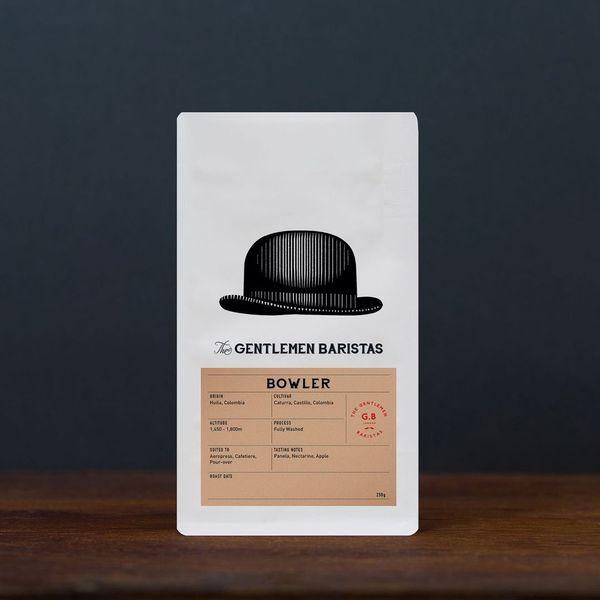Bowler Single Origin Columbian Coffee
