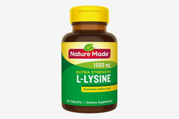 Nature Made Extra-Strength L-Lysine, 60 Tablets