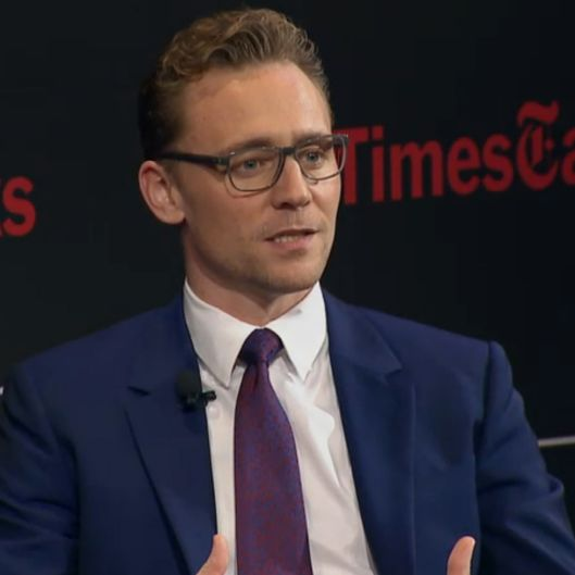 tom hiddleston facebook