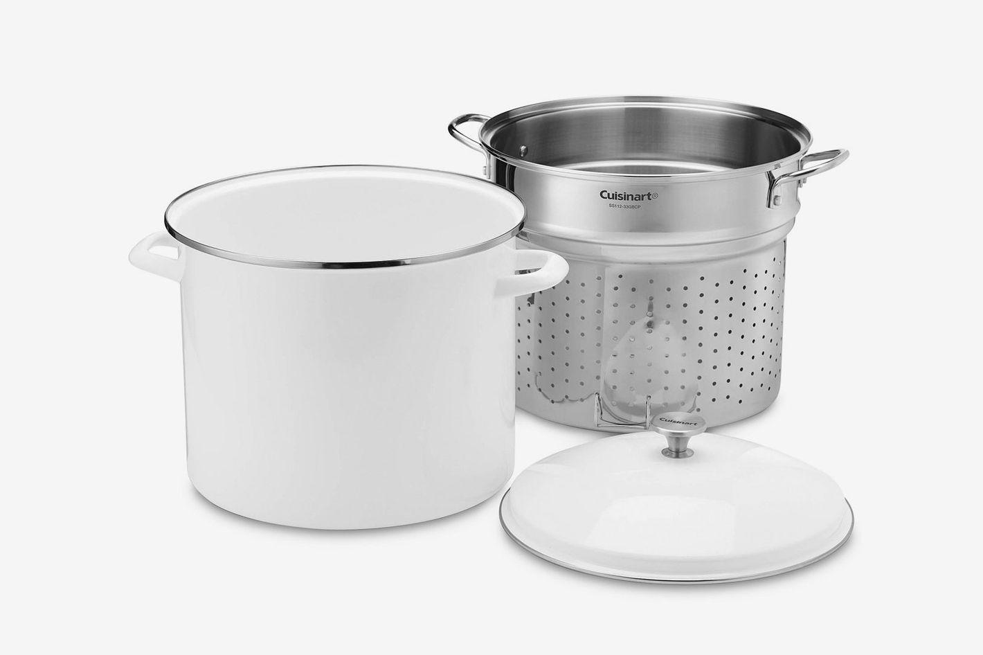 Cuisinart 20-Qt Stockpot Steaming Set