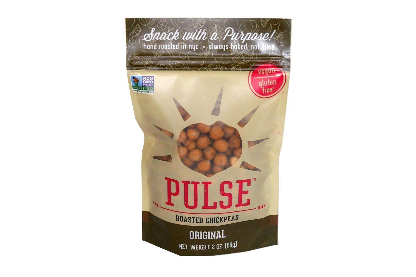 Pulse's Roasted Chickpeas