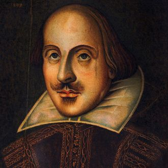 William Shakespeare - English author, playwright - portrait