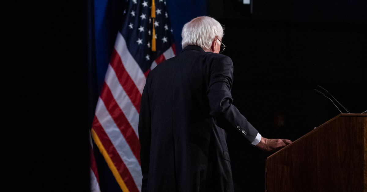 nymag.com - Gabriel Debenedetti - Bernie's Back. And It's Make-or-Break Time for His Campaign.