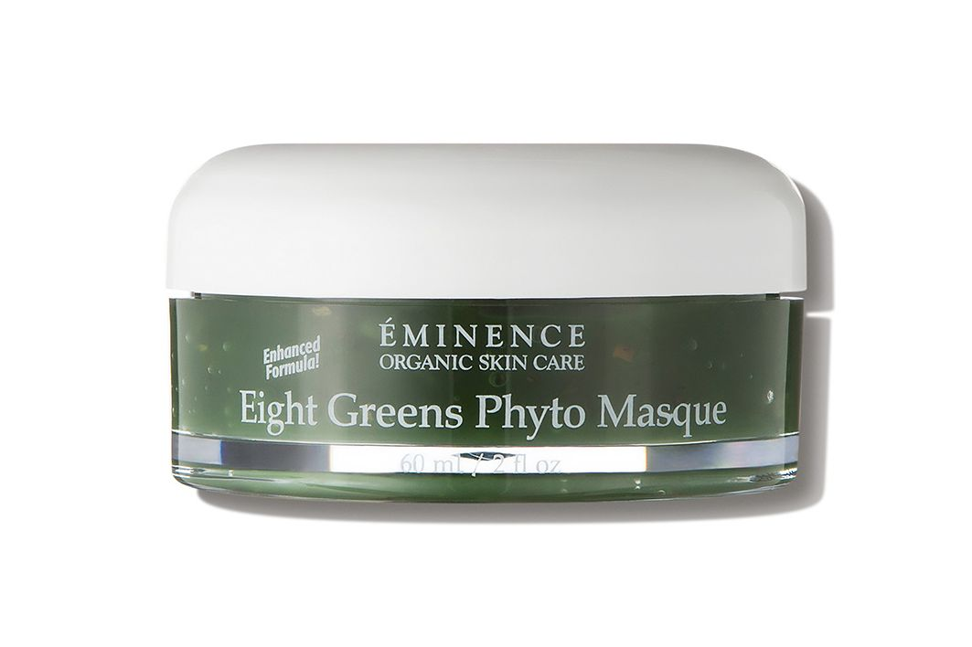 Eminence Organic Skincare Eight Greens Phyto Hot Masque