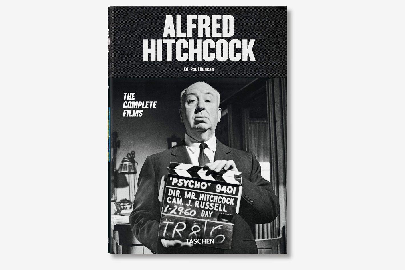 Alfred Hitchcock: The Complete Films