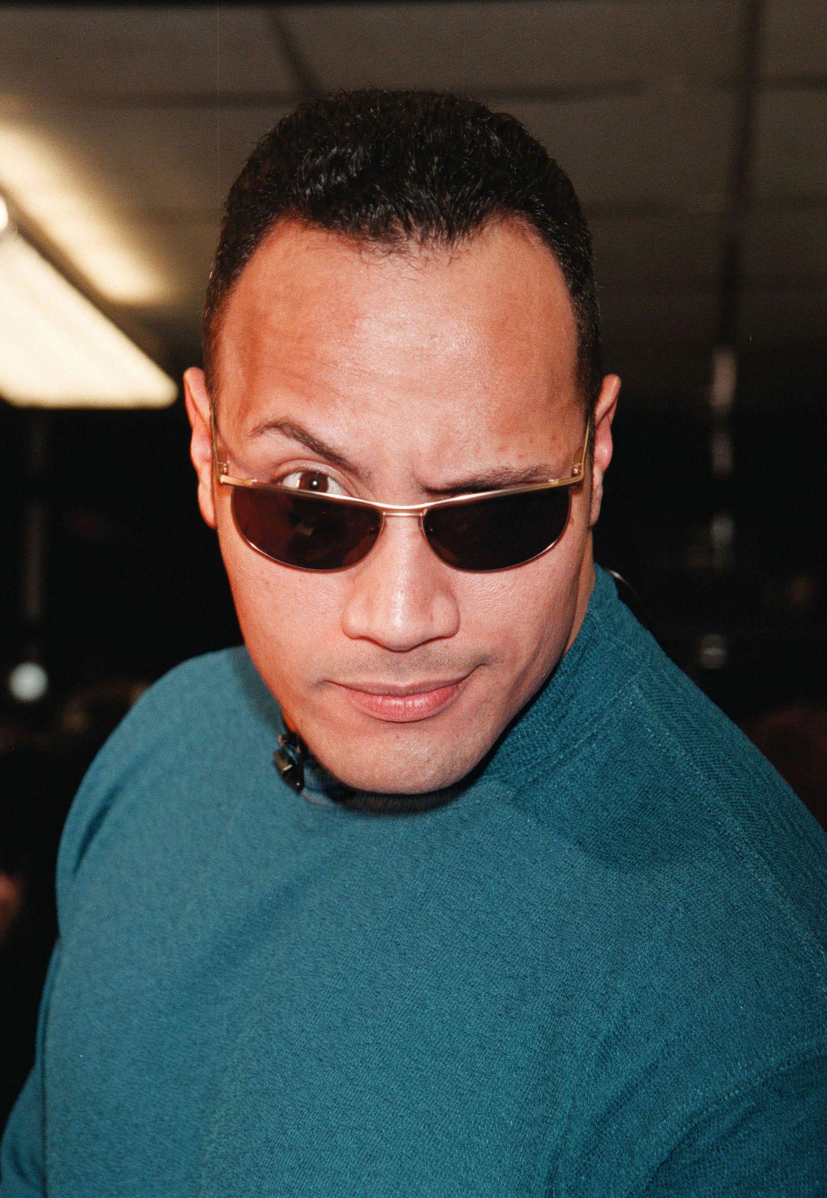 The Rock Neacutee Dwayne Johnson Weird Crushes The Cut