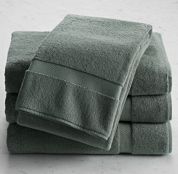 Restoration Hardware 802-Gram Turkish Bath Towel