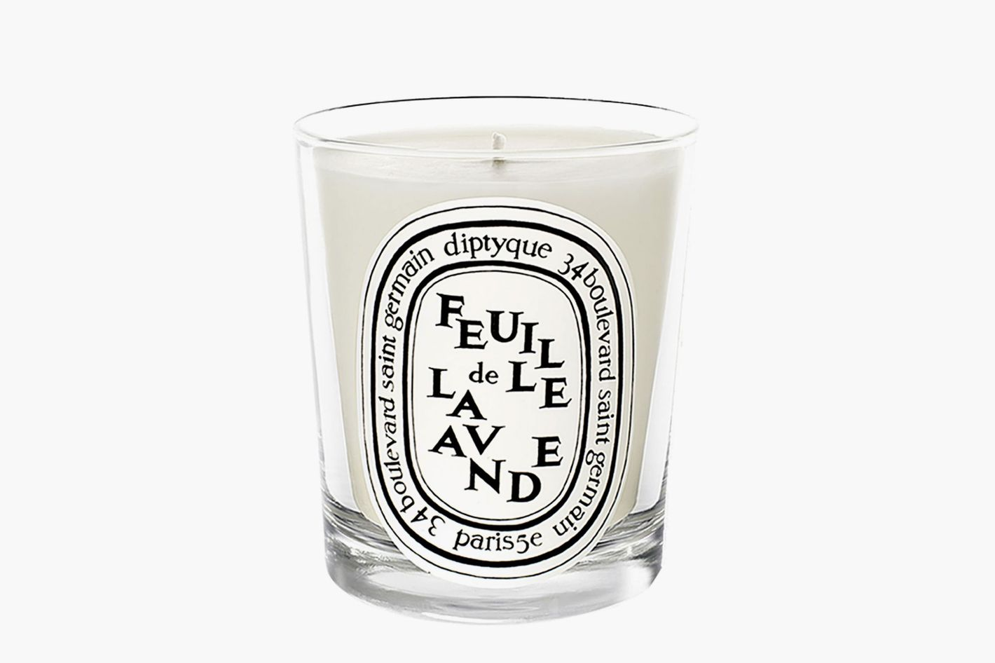 Diptyque Feuille de Lavande/Lavender Leaf Scented Candle