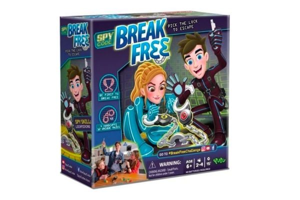Break Free Board Game