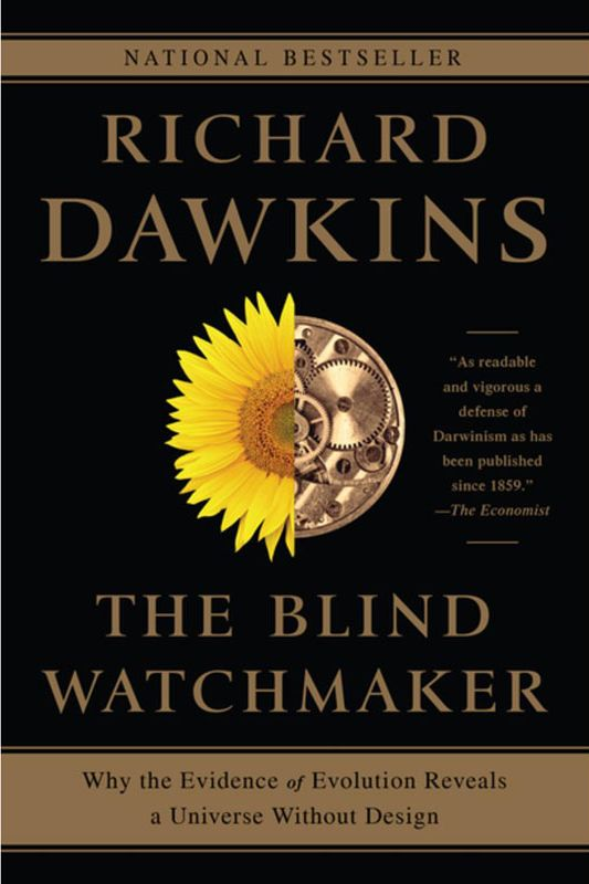 """The Blind Watchmaker,"" by Richard Dawkins"