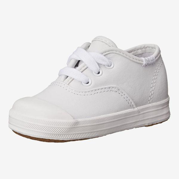 Keds Champion Lace Toe Cap Sneaker (Wide Sizes)
