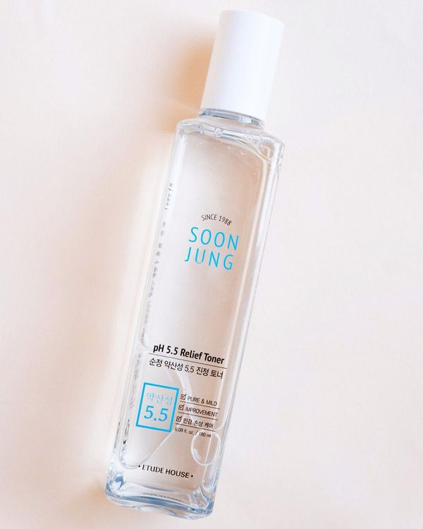 Etude House SoonJung pH Relief Toner