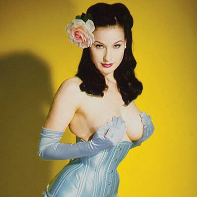 """0015a53be70 DITA VON TEESE Burlesque Performer """"I m not a Pam Anderson."""""""