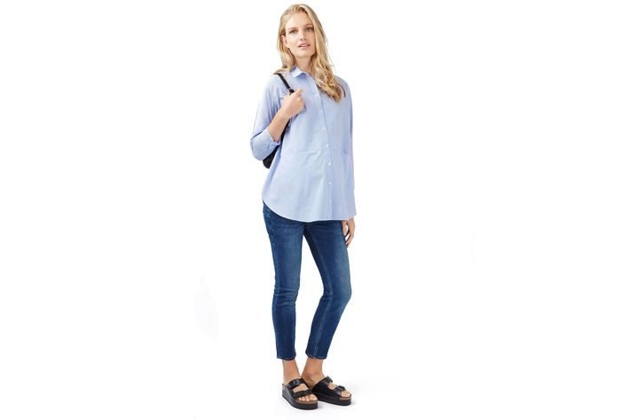 38ac785649557a Hatch The Classic White shirt, $158, Hatch Splurge on a white shirt. You'll  wear it with literally everything from your work clothes to your weekend  jeans.