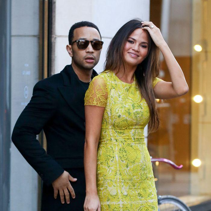 Chrissy Teigen Is Still Waiting for Her Wedding to John Legend