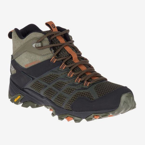 Merrell Moab FTS 2 Mid Waterproof Hiking Boots