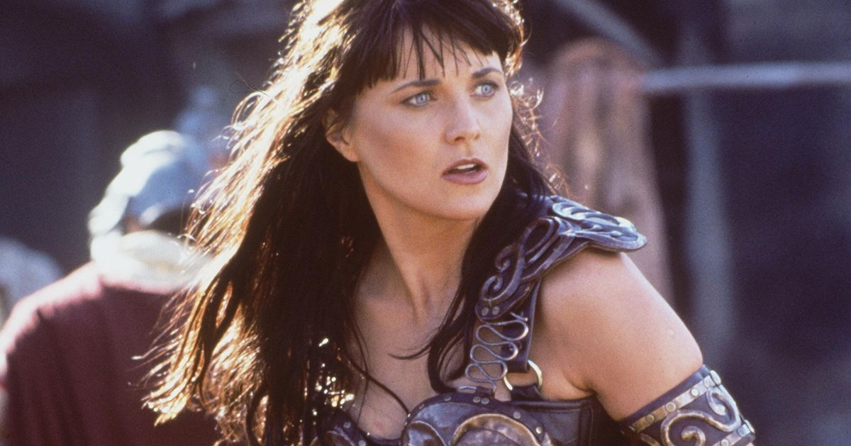 Xena Is Returning Tumblr Begins Powering Up Its Empowering Gif Machines